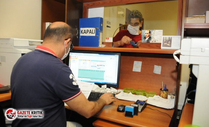 Yenişehir Belediyesinde vezneler hafta sonu açık