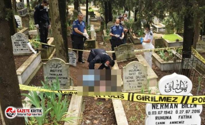 45 yaşındaki doktor babasının mezarı başında intihar etti