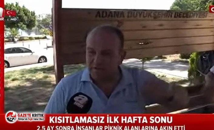 A Haber ekranında vatandaş isyanı: İşsizlik diz...