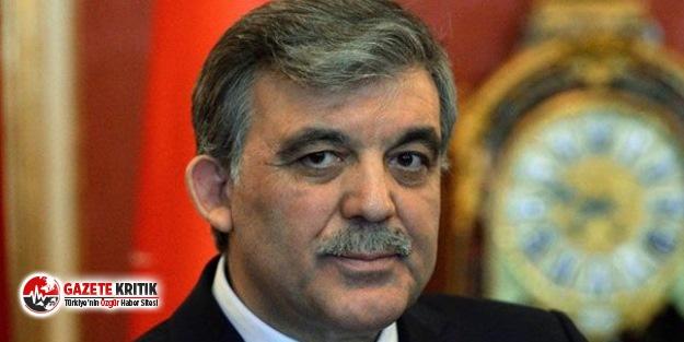 Abdullah Gül'den 'çoklu baro' yanıtı!