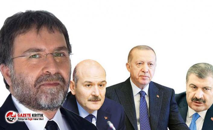Ahmet Hakan'dan aç-kapa rezaletini aklama yazısı:...