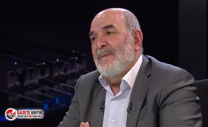 Ahmet Taşgetiren: 'Sayın Cumhurbaşkanımızın...
