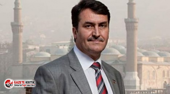 AKP'li Belediye Başkanı'na 'görevi...