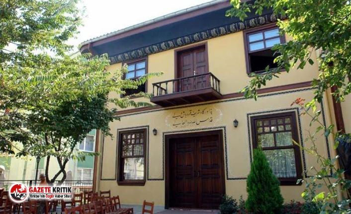 AKP'li belediye bir şarlatana kültür merkezi...