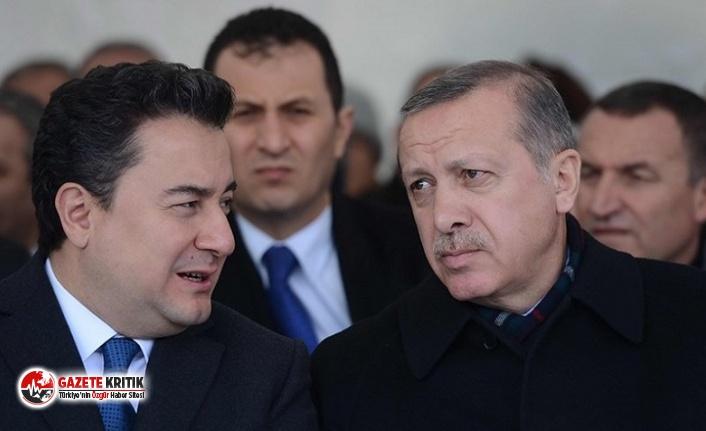 Ali Babacan, Erdoğan'la yaşadığı ilk krizi...