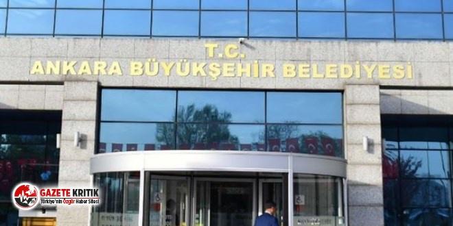 Ankara Büyükşehir Belediyesi'nde Koronavirüs...