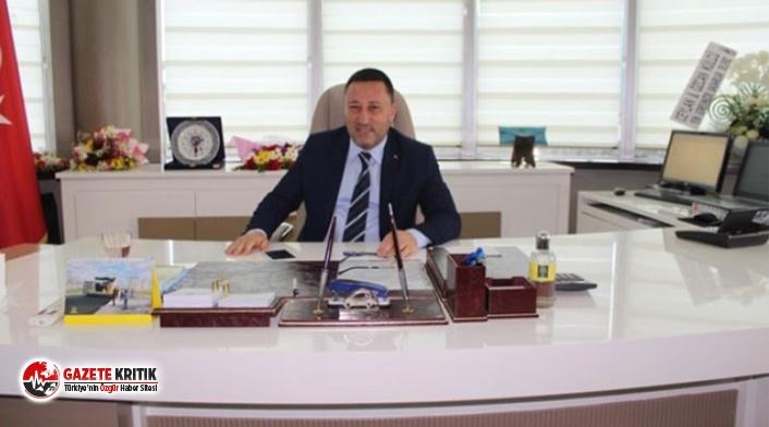 Atamayla koltuğa oturan AKP'li belediye başkanının...