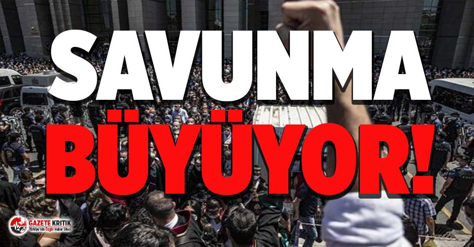 Barolar direnişe devam kararı! Ankara'da Büyük...