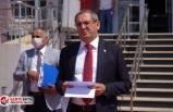 Başkan Ergin, çevre kirliliğine yol açan fabrika hakkında suç duyurusunda bulundu!