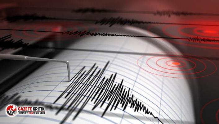 Bingöl'de deprem sonrasında 193 artçı meydana...