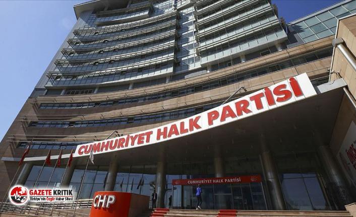 CHP Genel Başkan Yardımcısı Sarıbal'ın...