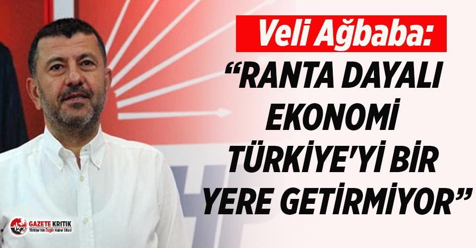 CHP'li Ağbaba: Cumhuriyet Halk Partisi'nin Bu Süreçteki Yapıcı Muhalefeti Takdir Edilmeli