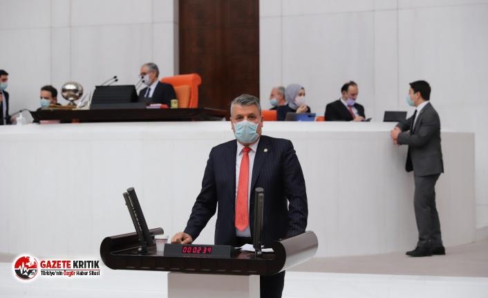 "CHP'li Barut: ""Engel olmayın, atama yapın"""