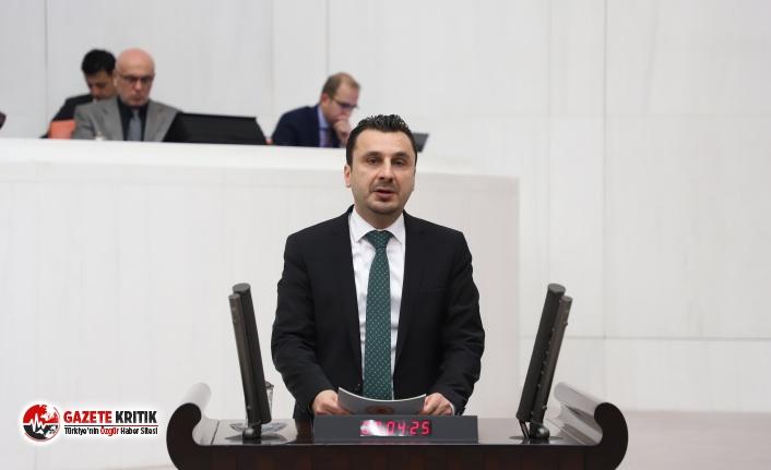 """CHP'li Başevirgen: """"Manisa'nın afet bölgesi ilan edilmeli!"""""""