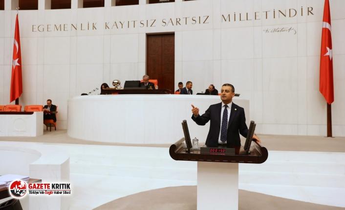 CHP'li Bulut çek mağdurlarını Meclis gündemine...