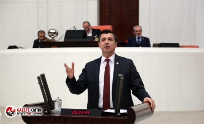 CHP'li Gaytancıoğlu'ndan tarihi çarşılar...