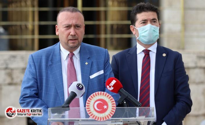 CHP'li Kaya'dan Türk Nakliyecilerine Destek:...