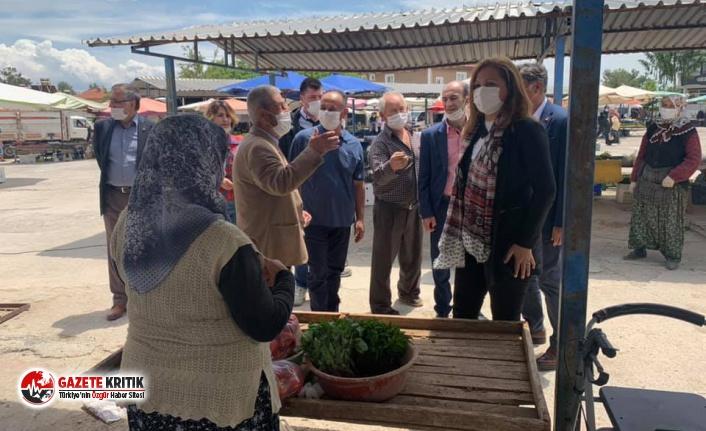 CHP'li Köksal: Esnaf, kaderine terk edildi!