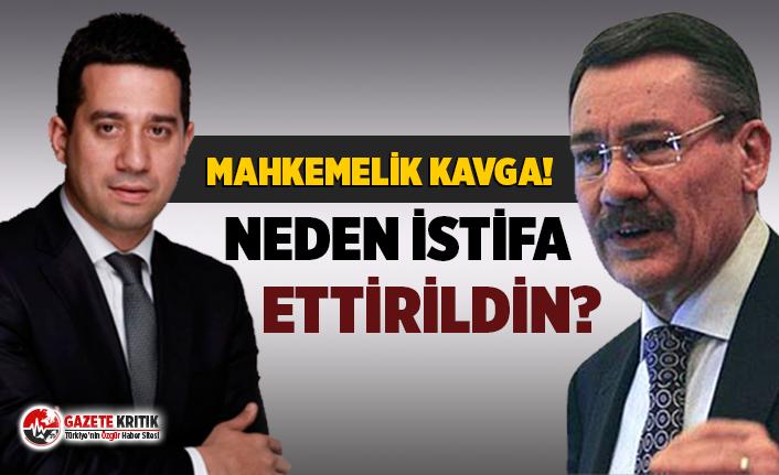 CHP'li Milletvekili Başarır ile Melih Gökçek...