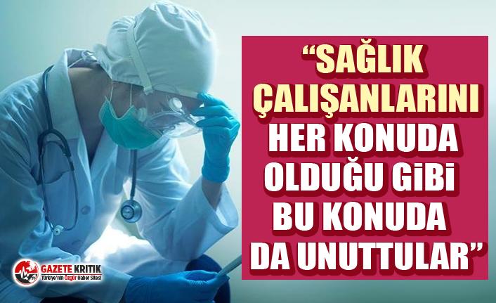 CHP'li Mustafa Adıgüzel:Sağlık Çalışanlarını...