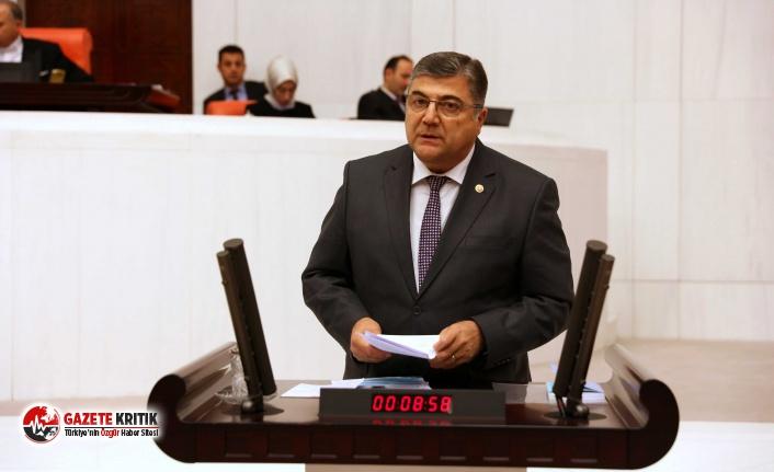 "CHP'li Sındır: ""AKP karanlıkta yol alıyor,..."
