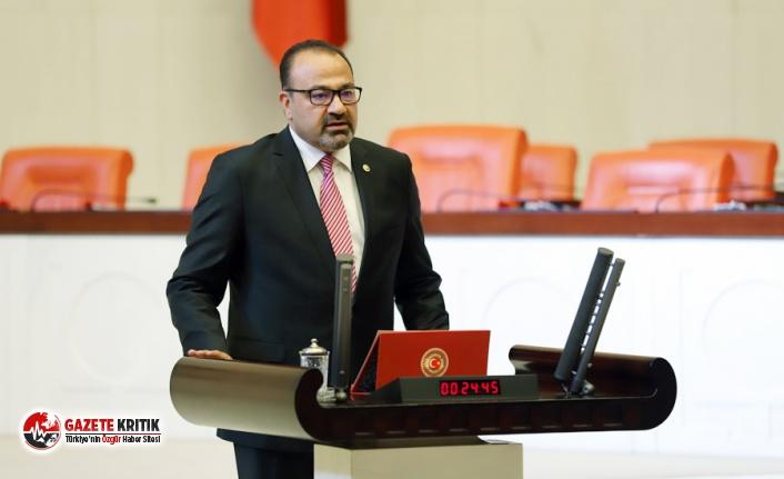 CHP'li Yılmazkaya: Vatandaşların Sağlık Ve Ekonomik Sorunları Dururken Meclis Neyi Görüşüyor?