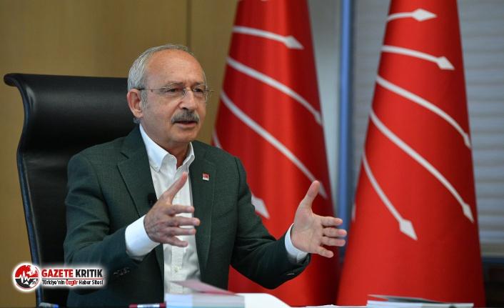 CHP' Lideri Kemal Kılıçdaroğlu:Halkın iradesi yok sayılmaktadır!
