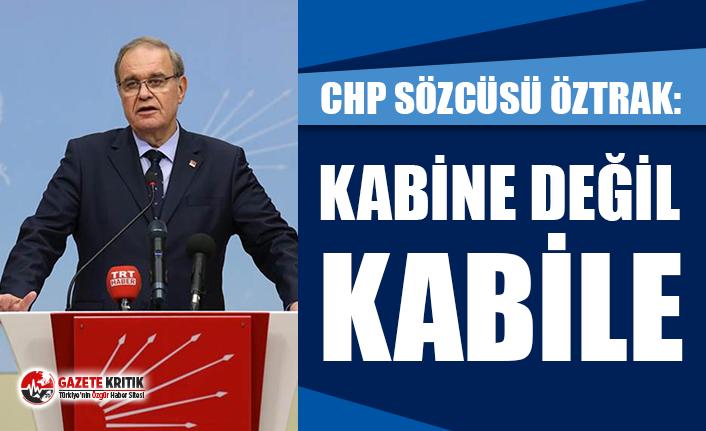 CHP Sözcüsü Öztrak: Ücretsiz izne çıkarılanların...