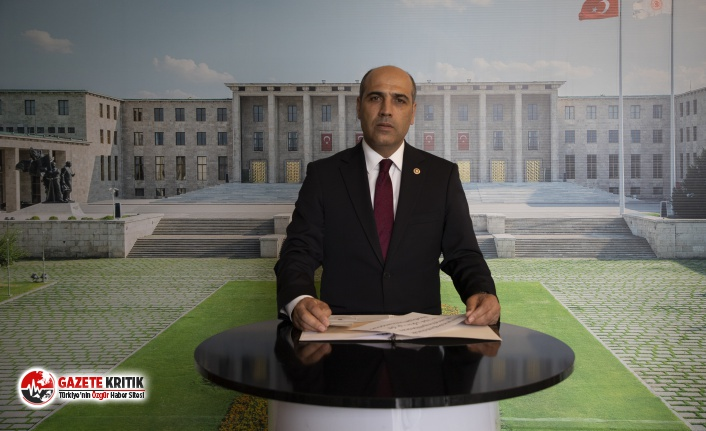 CHP'li Şahin; '' Bedeli Ne Olursa Olsun Hak, Hukuk, Adalet Diyeceğiz!''