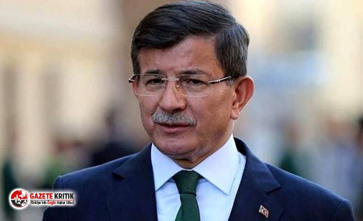 Davutoğlu: Başbakanken ihalelerde nelerin döndüğünü...