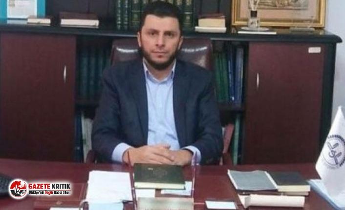 Diyanet İşleri Başkanı Ali Erbaş'ın damadından...
