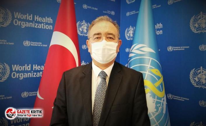 DSÖ Türkiye Yöneticisi: Yeni vakalar buz dağının...