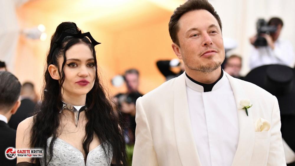 Elon Musk ve Grimes'ın bebeğinin resmi ismi belli...
