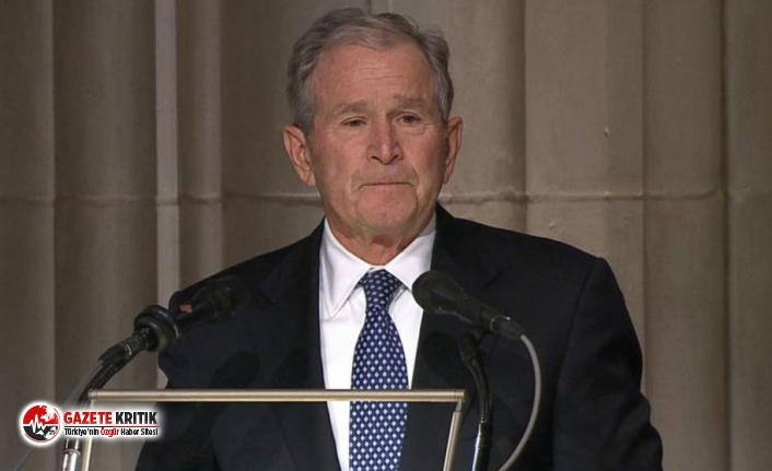 Eski ABD Başkanı Bush, George Floyd'un polis tarafından öldürülmesi ve sonrasını değerlendirdi