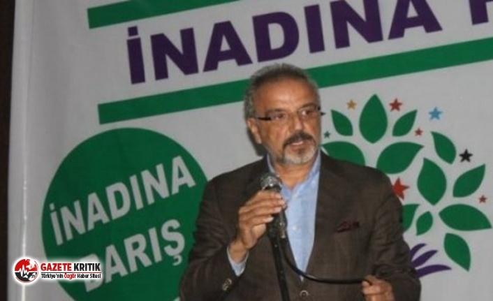 HDP'li Sakık'tan sine-i millet çıkışı:...