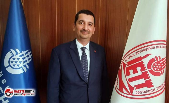İETT Genel Müdürlüğüne Alper Bilgili atandı