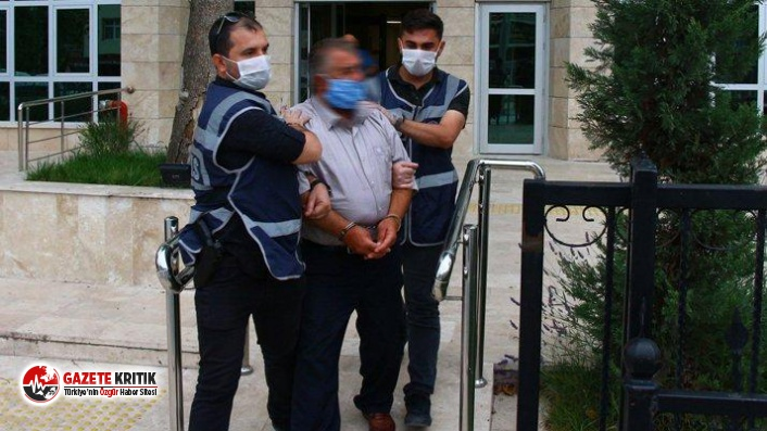 İki erkek çocuğuna taciz eden sapık tutuklandı!