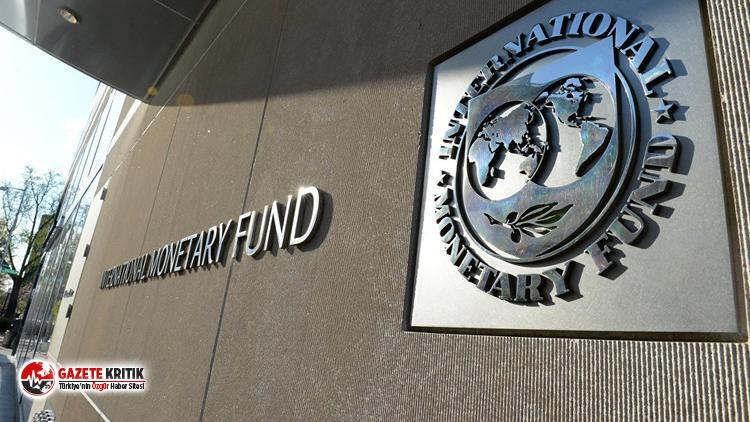 IMF'den Türkiye için yüzde 5 küçülme tahmini!