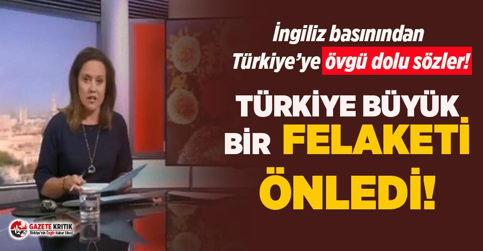 İngiliz basını: ''Türkiye büyük bir...