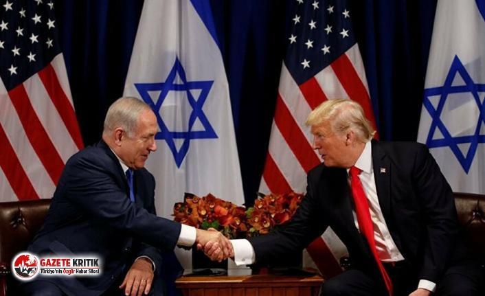 İsrailli bakan:Trump'ın planının tamamını değil bir kısmını benimsiyoruz