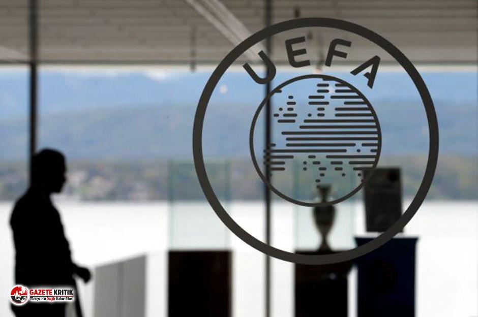 İşte UEFA'nın yeni kararları!