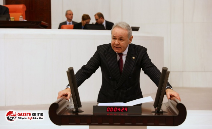 İyi Partili Aydın Sezgin:Polis şiddetinin sorumlusu, herkesi terörist ilan eden iktidar!