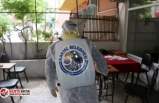 Kartal Belediyesi'nden normalleştirme sürecinde dezenfekteye devam!