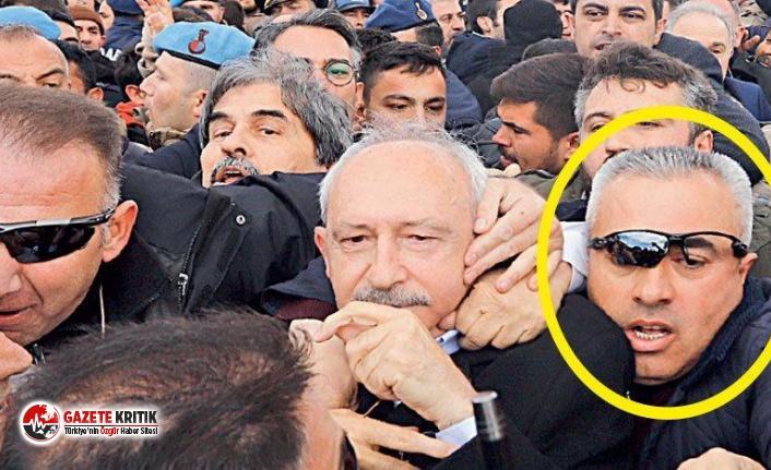 Kılıçdaroğlu'nun koruma müdürüne zorunlu...