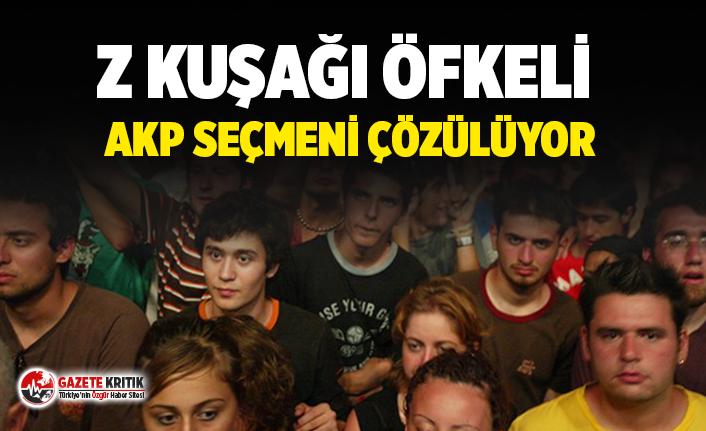 KONDA Araştırma: Z kuşağı öfkeli, AKP seçmeni...