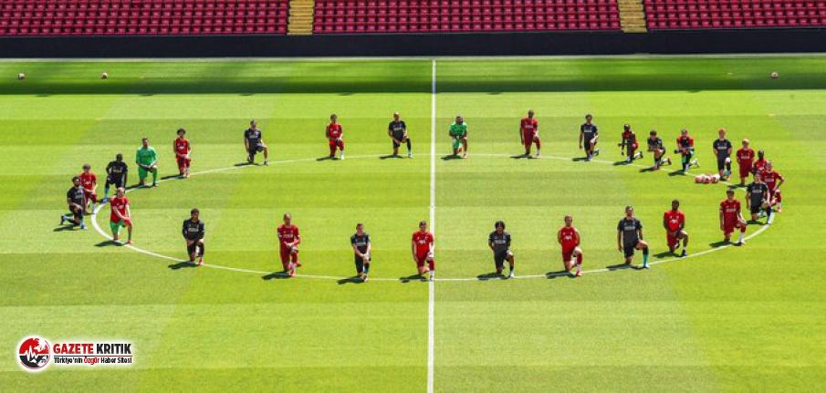 Liverpooll'dan anlamlı hareket:Futbolcular George...