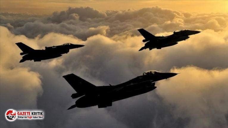 MSB duyurdu: Pençe-Kartal Operasyonu'nda 81 hedef...