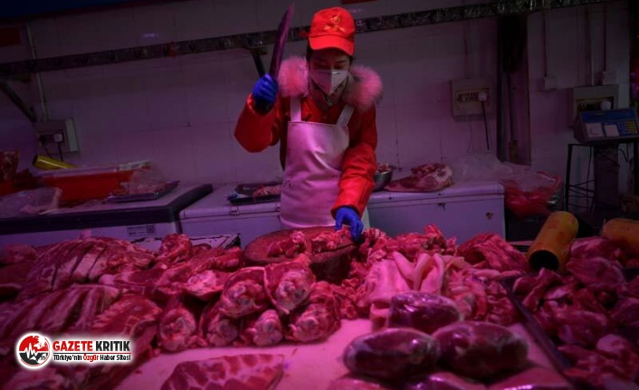 Pekin'de yeni korona dalgası! Somon balığından...