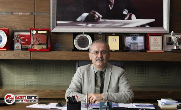 Samsun Baro Başkanı Kerami Gürbüz istifa etti