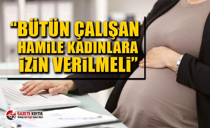 Serter'den Sağlık Bakanı Koca'ya 'hamile...